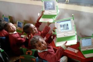 Computer Camp at Lova Soa School