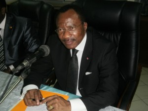 Emmanuel Nganou Njoumessi, Minister of the Economy, Planning & Regional Dev'