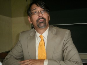 Raju Singh, World Bank Official