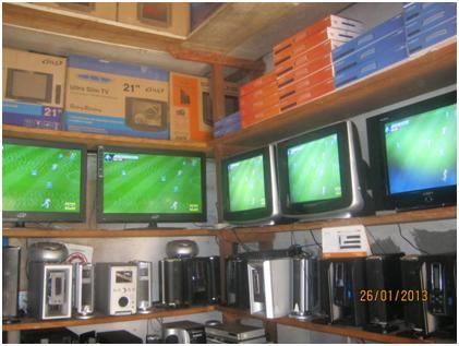 Télévision: De l'analogie au numérique