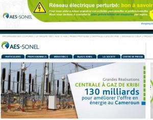 """""""Réseau électrique perturbé : ce qu'il faut savoir,""""  AES SONEL"""