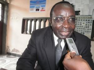 Prof Pierre Sakwe