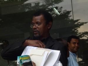 Jean Jacques Ekindi, président du Mouvement Progressiste