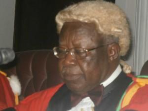 Alexis Dipanda Mouelle, Premier Président de la cour suprême.