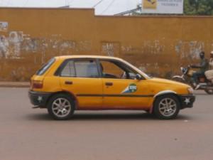 Les taxis désertent les rues.