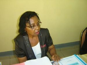 DR PAULINE NALOVA LYONGA, VC OF UB