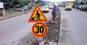 Dug Middle Divide in Buea