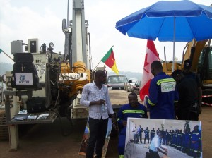 BOCOM exhited heavy machines at the first ever international mining exhibition confrence.