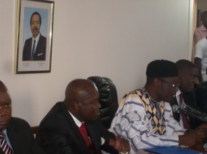 Issa Tchiroma Bakary, Minister of Communication
