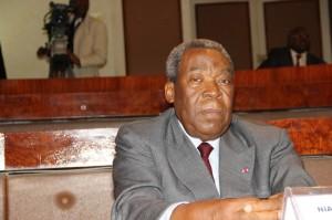 Marcel Niat Njifenji - Senate President
