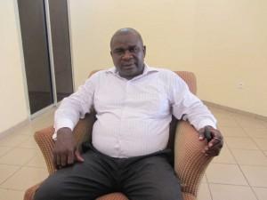 Tiko incoming Mayor, Mr Moukondo Daniel Ndande