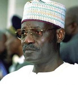 Djibril Cavaye, président de l'Assemblée nationale du Cameroun
