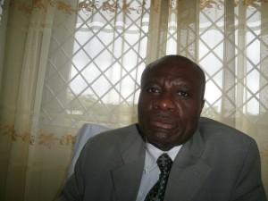 Prof. Roland Ndip, New Registrar, University of Buea