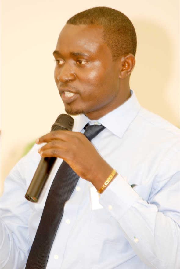 David Akana, Cameroonian-born Journalist and World Bank Official