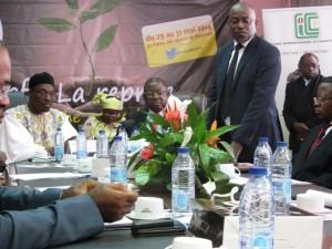 Le ministre Mbarga Atangana annonce les contours de Festicoffee 2014