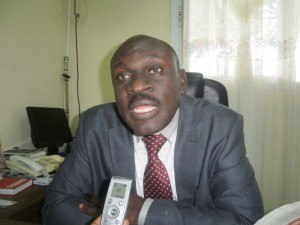 David Chuye Bunyui, Station Manager, CRTV Southwest