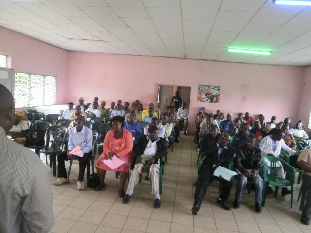 Cameroon pig farmers attend Big Dutchman workshop
