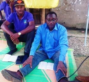 erge Espoir Matomba et Hervé Ebolé en grève de la faim à Douala