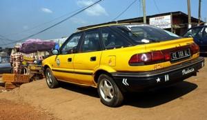 Taxi Yaoundé:  le prix du taxi au Cameroun passe de 200 FCfa à 250 FCfa en journée et de 250 à 300 FCfa la nuit.