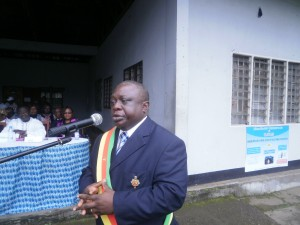 Hon. Arthur Ekeke Lisinge explains why his parliamentary mandate and grants will be geared towards basic education