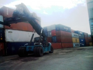 Le Port de Douala: Le terminal à containers est saturé