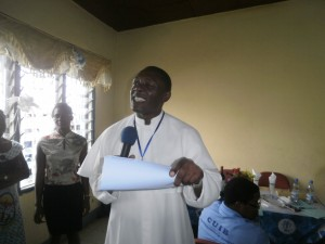 President of CUIB, Rev.Fr George Nkeze - We must foster the good of our children and the community